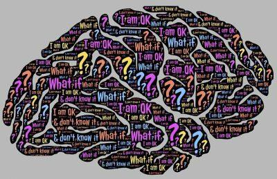 За восприятие слов отвечает участок мозга, расположенный вблизи цепочки нейронов в зрительной коре, которая отвечает за распознавание лиц.