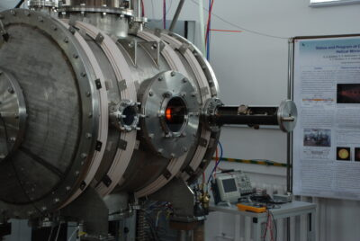 Спиральный термоядерный реактор
