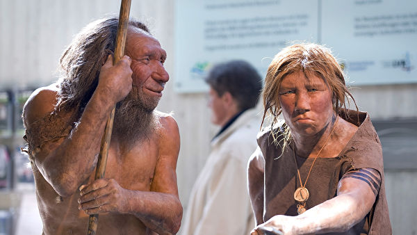Гибрид неандертальца и «денисовца»