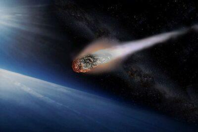 Гигантская комета упала 13 тысяч лет назад
